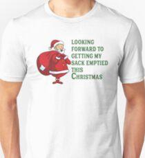 Santa wants his Sack emptied this Christmas T-Shirt