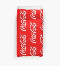 Very Cool Coca Cola Duvet Cover