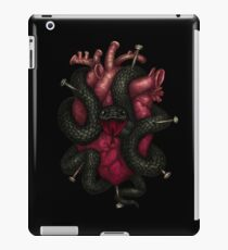 Black Heart iPad Case/Skin