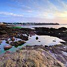 Riviera rock pool by DualAspect