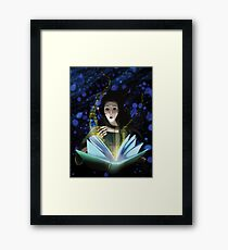 The Book of Spells Framed Print