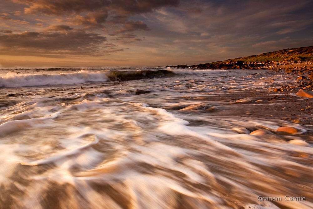 Shifting sands by Graham  Cormie