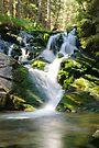 Waterfall by Marcel Ilie
