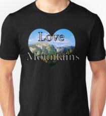 Love mountains ;) T-Shirt
