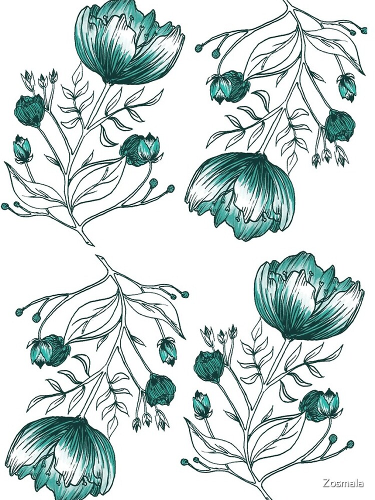«Fleur Bleue» par Zosmala