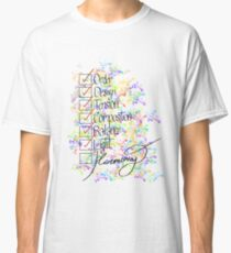George's Elements (Sunday in the Park) Classic T-Shirt