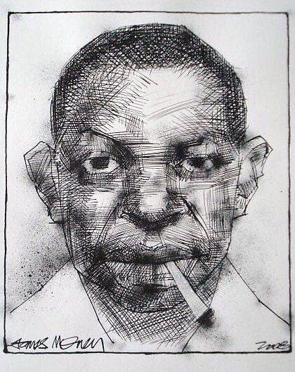 Robert Johnson by James Money