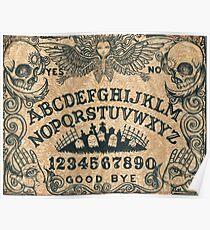 Angel of Death Ouija Board Poster