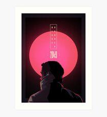 Blade Runner 2049 Kunstdruck