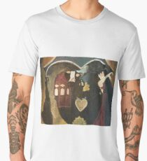 The Impressionist's Moulin Rouge Men's Premium T-Shirt