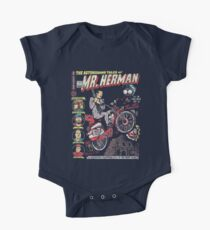 Mr. Herman One Piece - Short Sleeve