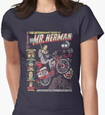 Mr. Herman Women's Fitted T-Shirt