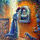 Reflejo de Frida by HCalderonArt