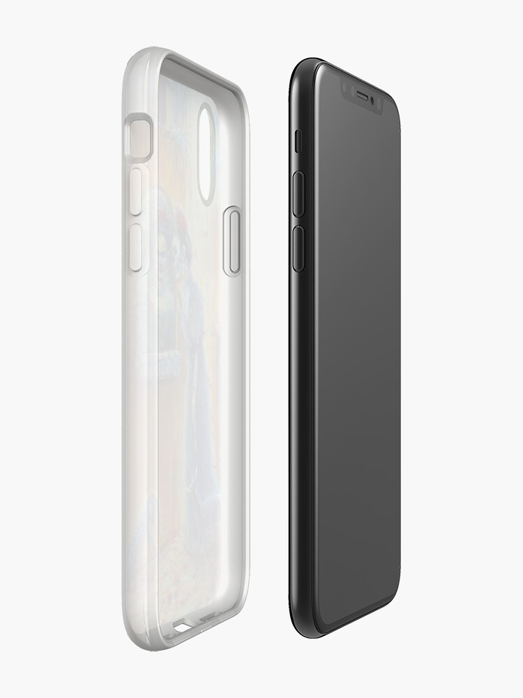 Alternate view of Reflejo de Frida iPhone Case & Cover