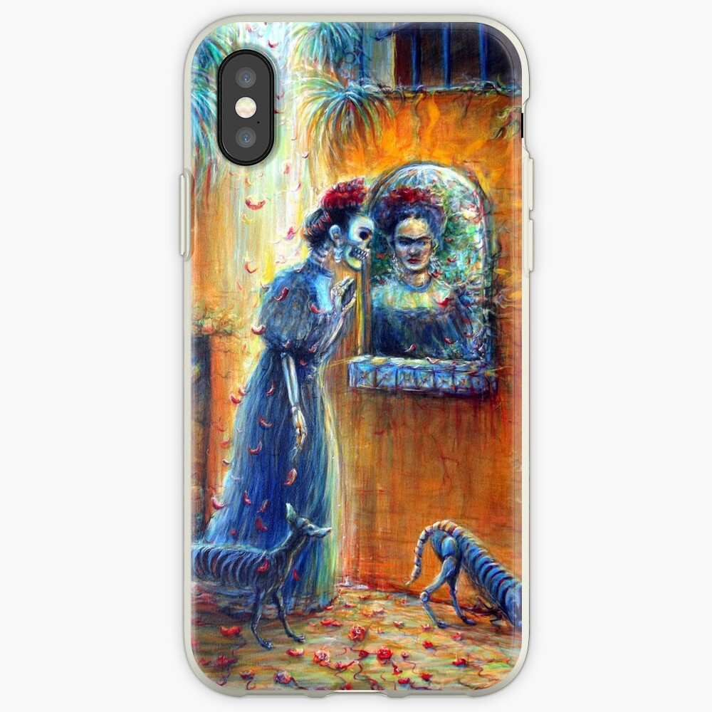 Reflejo de Frida iPhone Case & Cover