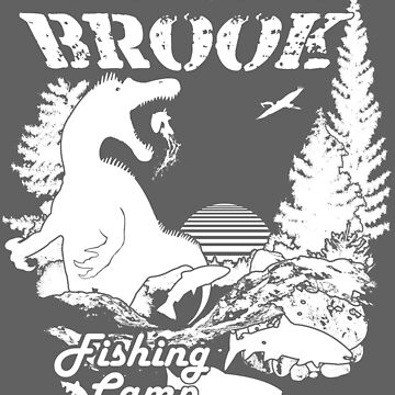 Baryonyx Brook by BroseBrosPro