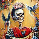 Frida by HCalderonArt