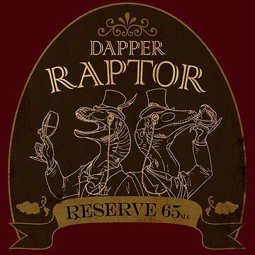 Dapper Raptor by BroseBrosPro