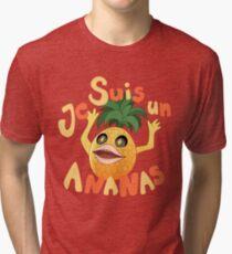 Je Suis Un Ananas Tri-blend T-Shirt