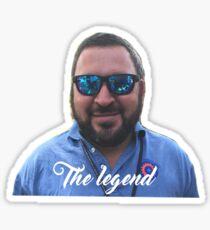 Jorge MOC Sticker