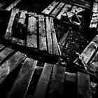 Crumbled by Matti Ollikainen