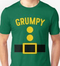 Grumpy Dwarf Costume Slim Fit T-Shirt