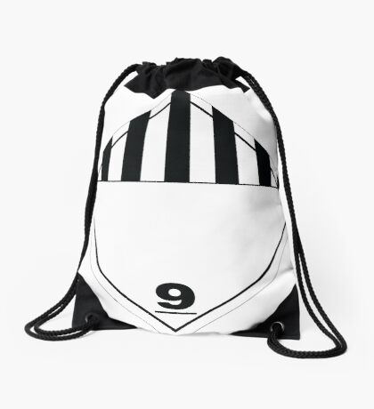 Miscellaneous Placard 9 Drawstring Bag