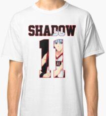 Kuroko no Basket Kuroko Tetsuya Shadow Nr 11 Jersey Classic T-Shirt