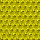 Tangrams Pattern Lemon by Cveta