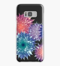 Floral abstract Samsung Galaxy Case/Skin