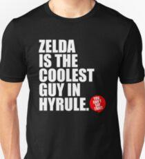 ZELDA IS THE COOLEST GUY IN HYRULE T-Shirt