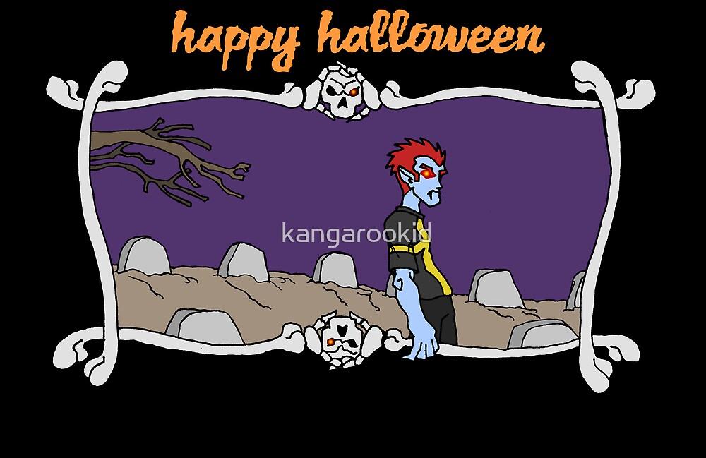 happy halloween! by kangarookid