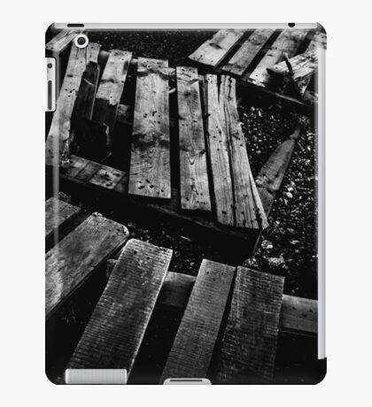 Crumbled iPad Case/Skin