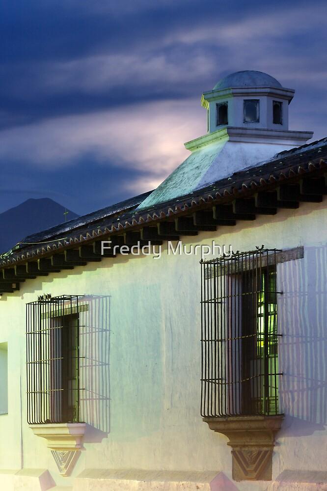 Antigua Misteriosa by Freddy Murphy