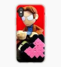 Mal Valentines iPhone Case