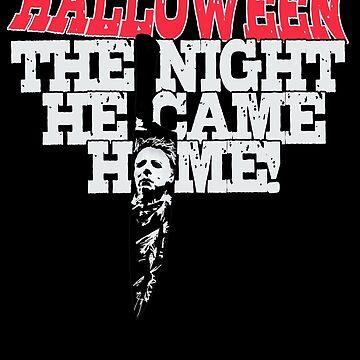 Michael Myers - Halloween by oiiii