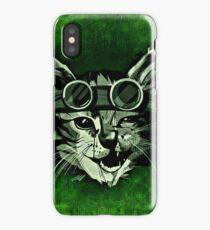 Rogue Cat iPhone Case