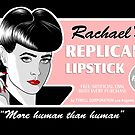 Rachael's Replicant Lipstick by SwanStarDesigns