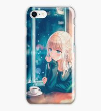 Thoughts of Anime iPhone Case/Skin