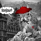 A Squirrelly French Painter by Doreen Erhardt