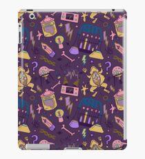 Mad Science in Purple iPad Case/Skin