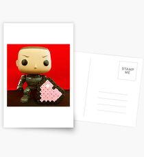 Shepard Valentines Postcards