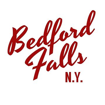 Bedford Falls, NY by snitts