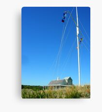 Keepers Quarters Canvas Print