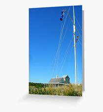 Keepers Quarters Greeting Card