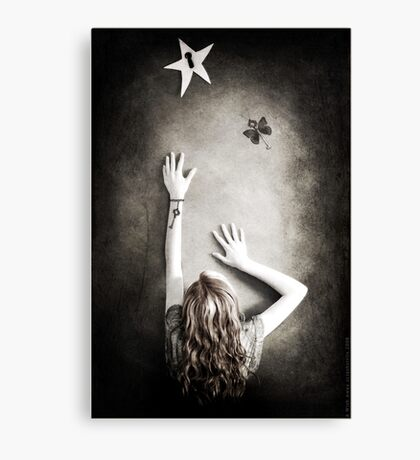 A Wish Away Canvas Print