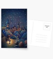 Willkommen zuhause Postkarten