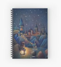 Welcome home Spiral Notebook