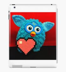 Furby Loves U-nye iPad Case/Skin