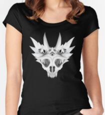 HorndSkull - Original Women's Fitted Scoop T-Shirt